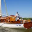 Lutra sailing