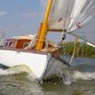 Seas sailing