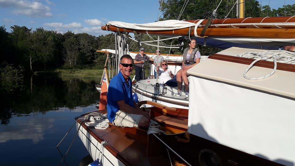 Jimmy & Flotilla crew